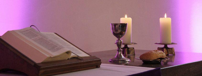 Abendmahl, Bibel, Kelch, Konfirmation