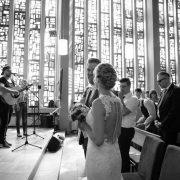 Hochzeit, Kreuzkirche, Feiern