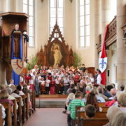 "Luther Musical ""Der falsche Ritter"""