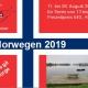 Flyer Norwegenfreizeit CVJM Werdohl 2019